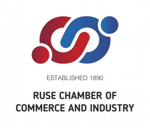 The Ruse Chamber of Commerce and Industry logo